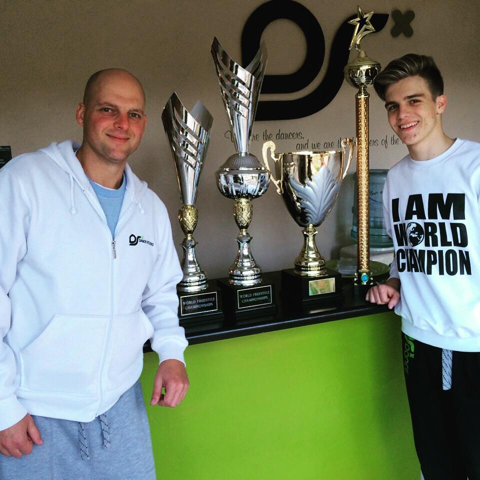 Kalon-World Freestyle Champion