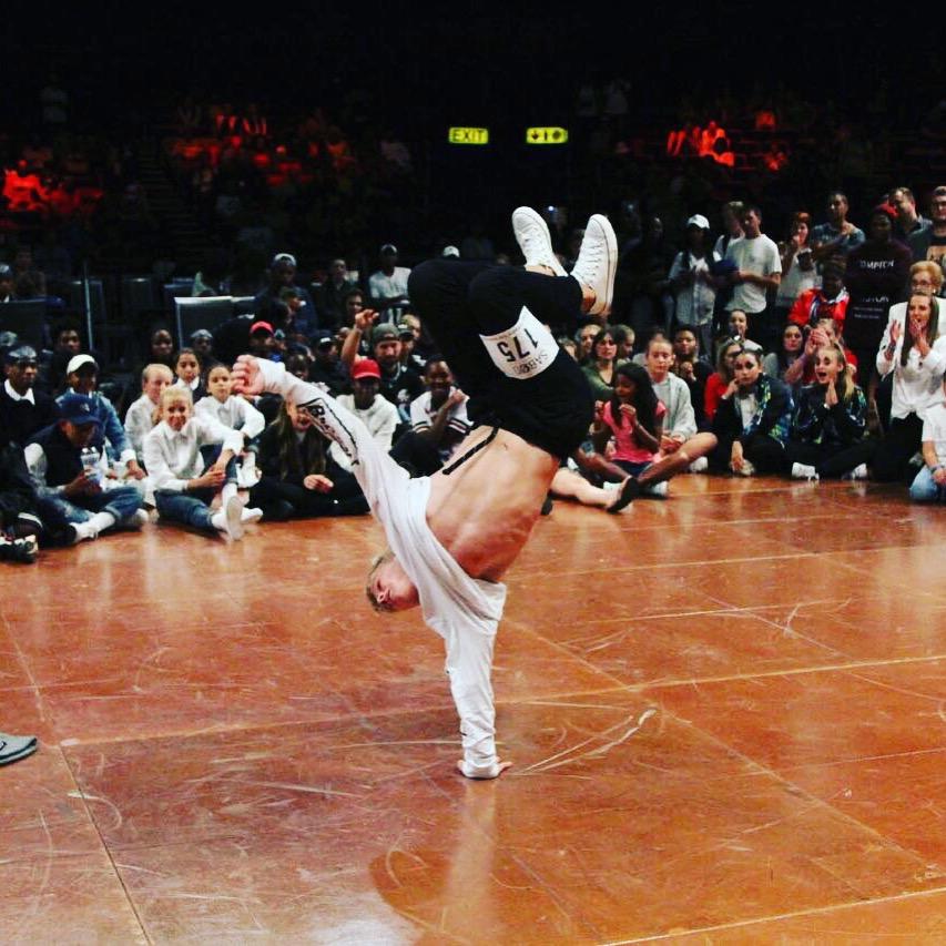 Battle of the Giants Breakdance Battle
