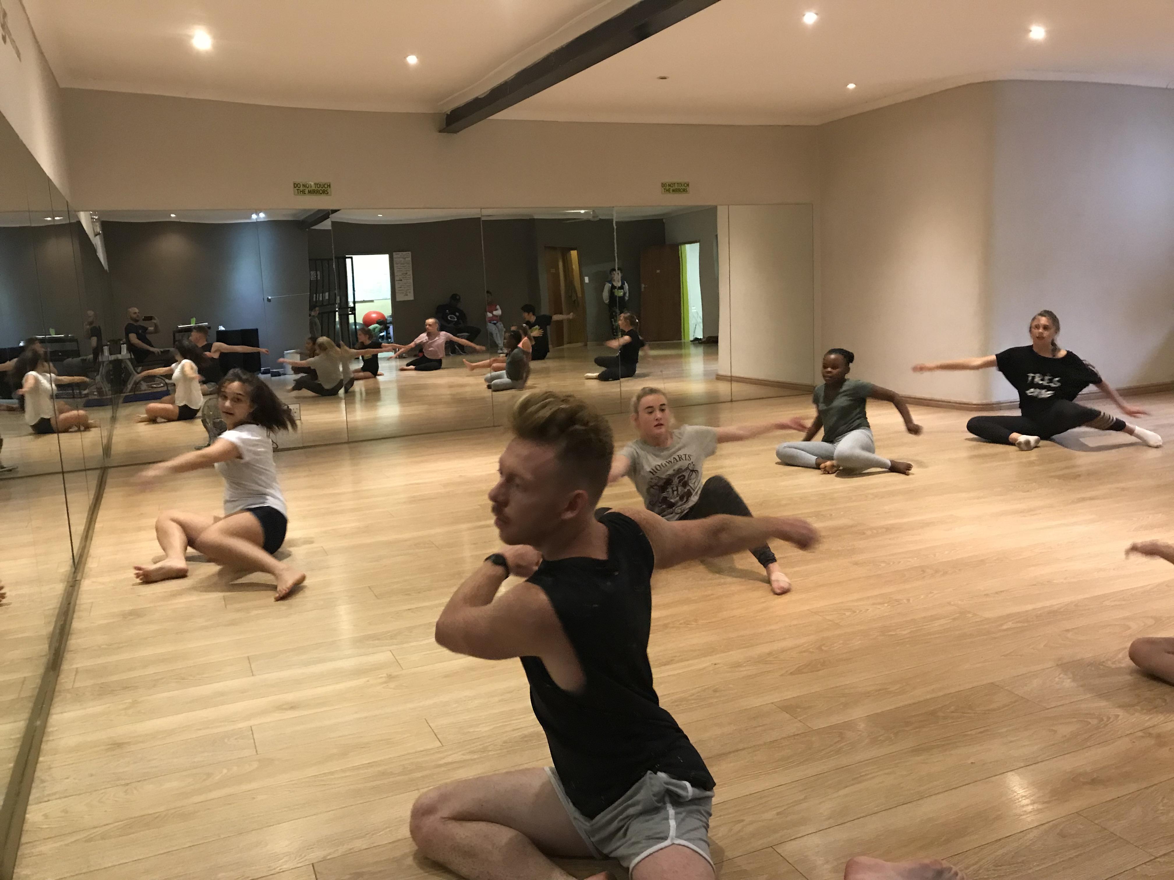 Dance Technique Class