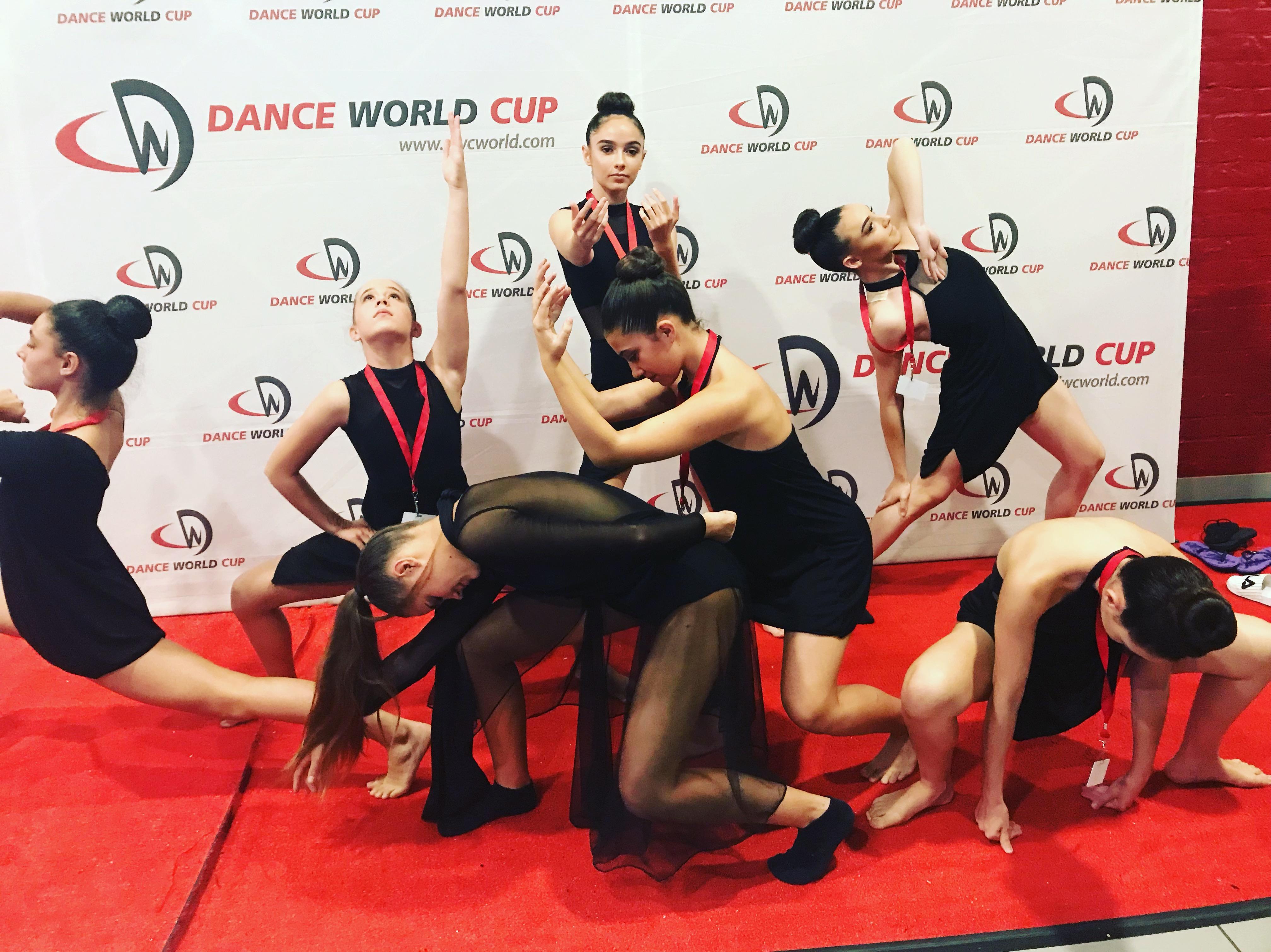 Winners -Dance World Cup