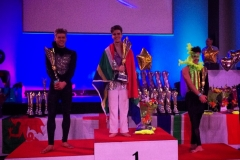 Kalon World Champion-England