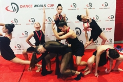 Winners -Dance World Cup